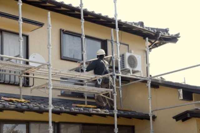 屋根材の交換