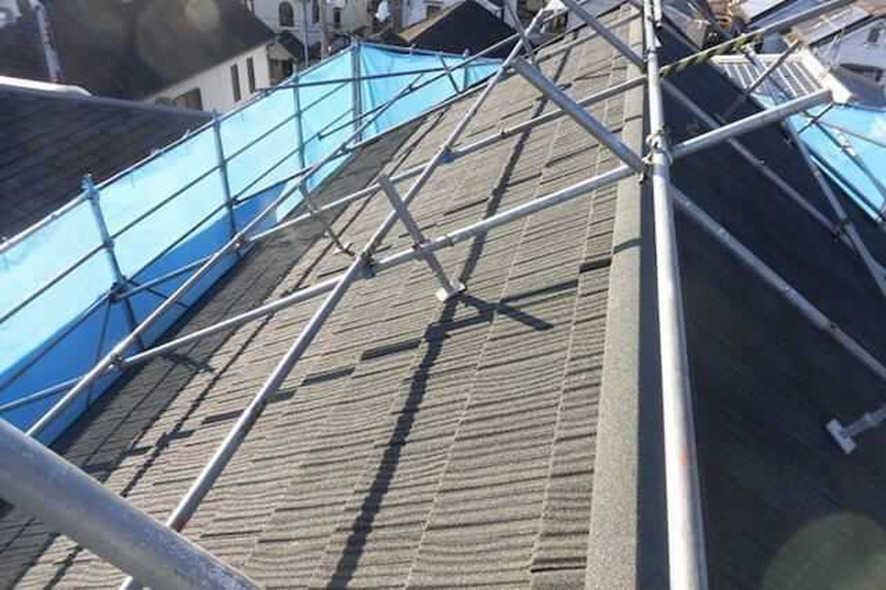 屋根の葺き替え(屋根材の交換)