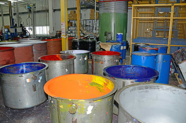 油性塗料の特徴