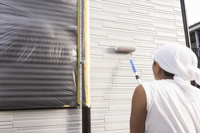 フッ素塗料の外壁塗装は、どんな場合におすすめ?