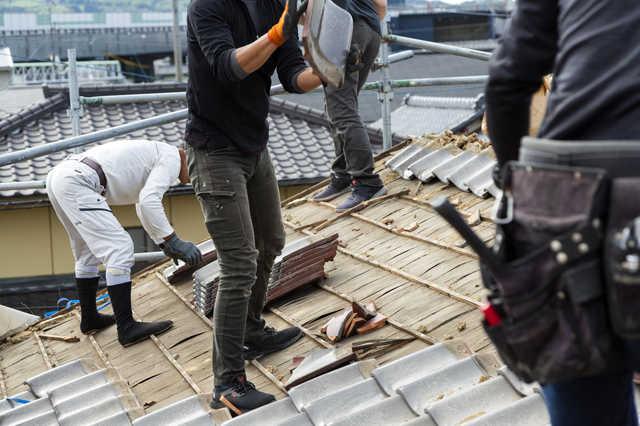 屋根修理はまず業者へ相談してみよう