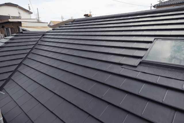 屋根の面積