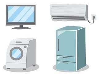 家電の節約術のイメージ画像