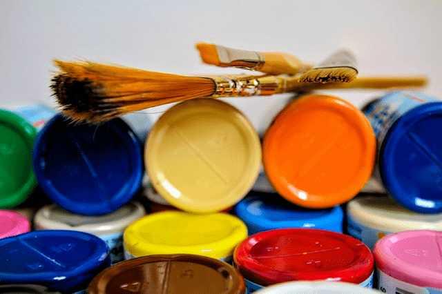防水塗装で使う塗料