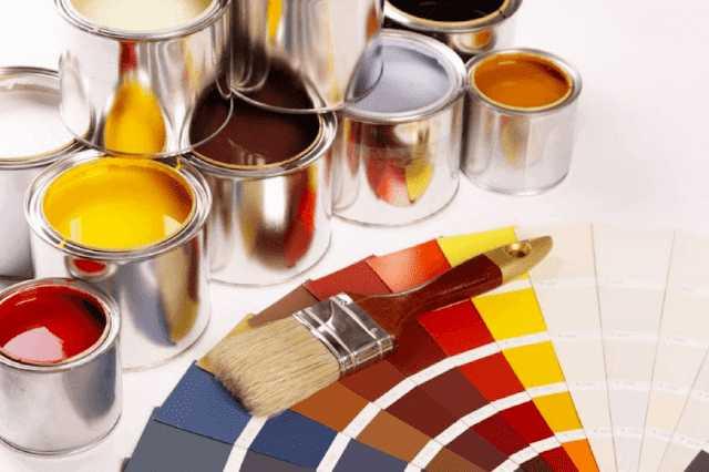 アクリル塗料と他の塗料を比較