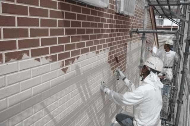 外壁塗装をDIYする手順